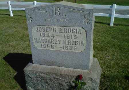 ROSIA, JOSEPH - Stark County, Ohio | JOSEPH ROSIA - Ohio Gravestone Photos
