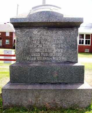 RUFLIN, FRANCES - Stark County, Ohio | FRANCES RUFLIN - Ohio Gravestone Photos