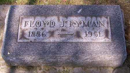 RYMAN, FLOYD JAY - Stark County, Ohio   FLOYD JAY RYMAN - Ohio Gravestone Photos