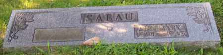 SABAU, ANN MARY - Stark County, Ohio | ANN MARY SABAU - Ohio Gravestone Photos