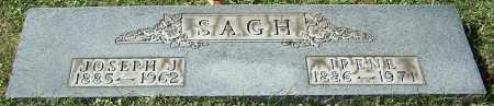 SAGH, IRENE - Stark County, Ohio   IRENE SAGH - Ohio Gravestone Photos