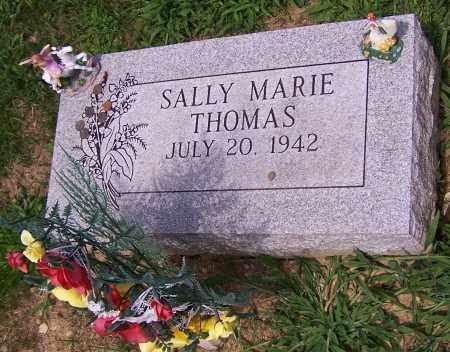 SALLY MARIE, THOMAS - Stark County, Ohio | THOMAS SALLY MARIE - Ohio Gravestone Photos