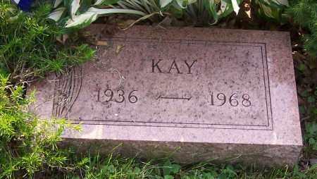 SANFORD, KAY - Stark County, Ohio   KAY SANFORD - Ohio Gravestone Photos