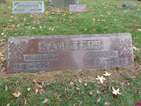 SAUTTERS, REBECCA - Stark County, Ohio | REBECCA SAUTTERS - Ohio Gravestone Photos