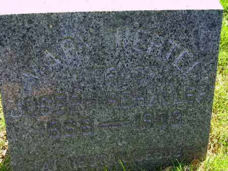 SCHALLER, MARY - Stark County, Ohio | MARY SCHALLER - Ohio Gravestone Photos