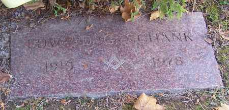 SCHANK, EDWARD G. - Stark County, Ohio | EDWARD G. SCHANK - Ohio Gravestone Photos