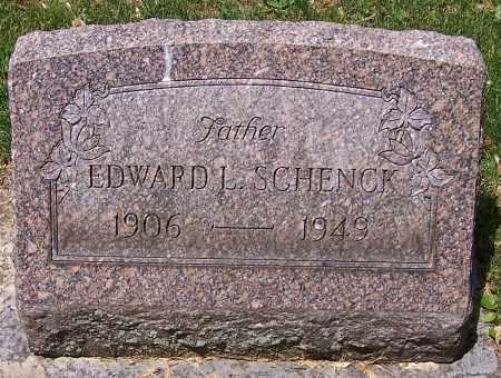 SCHENCK, EDWARD L. - Stark County, Ohio | EDWARD L. SCHENCK - Ohio Gravestone Photos