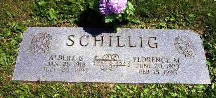 SCHILLIG, FLORENCE M. - Stark County, Ohio | FLORENCE M. SCHILLIG - Ohio Gravestone Photos