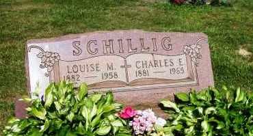 MIDAY SCHILLIG, LOUISE M. - Stark County, Ohio   LOUISE M. MIDAY SCHILLIG - Ohio Gravestone Photos