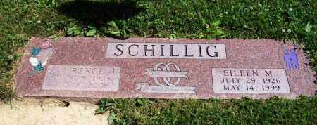 BURGESS SCHILLIG, EILEEN M. - Stark County, Ohio | EILEEN M. BURGESS SCHILLIG - Ohio Gravestone Photos