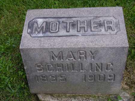 BAKER SCHILLING, MARY - Stark County, Ohio   MARY BAKER SCHILLING - Ohio Gravestone Photos