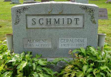 SCHMIDT, GERALDINE - Stark County, Ohio | GERALDINE SCHMIDT - Ohio Gravestone Photos