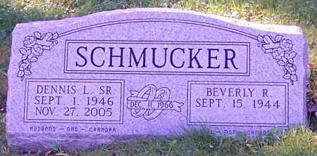 SCHMUCKER, BEVERLY R. - Stark County, Ohio | BEVERLY R. SCHMUCKER - Ohio Gravestone Photos