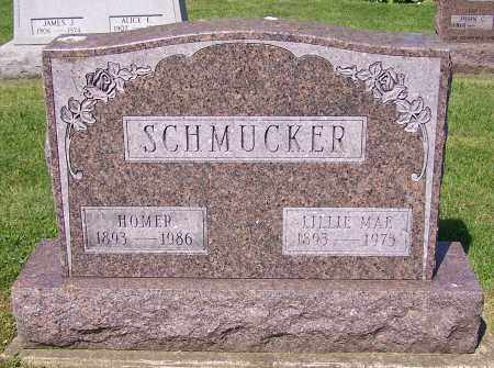SCHMUCKER, LILLIE MAE - Stark County, Ohio | LILLIE MAE SCHMUCKER - Ohio Gravestone Photos