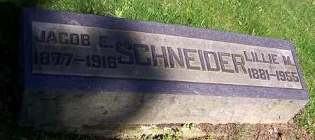 SCHNEIDER, LILLIE M. - Stark County, Ohio   LILLIE M. SCHNEIDER - Ohio Gravestone Photos