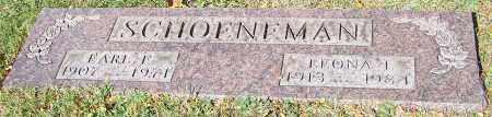 SCHOENEMAN, LEONA I. - Stark County, Ohio | LEONA I. SCHOENEMAN - Ohio Gravestone Photos