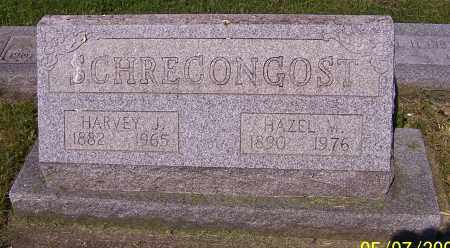 SCHRECONGOST, HARVEY J. - Stark County, Ohio | HARVEY J. SCHRECONGOST - Ohio Gravestone Photos