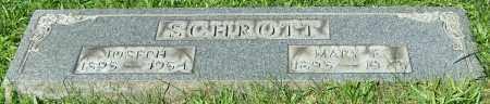 SCHROTT, MARY E. - Stark County, Ohio | MARY E. SCHROTT - Ohio Gravestone Photos