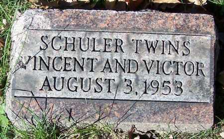 SCHULER, VICTOR - Stark County, Ohio   VICTOR SCHULER - Ohio Gravestone Photos