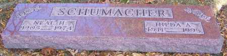 SCHUMACHER, NEAL H. - Stark County, Ohio | NEAL H. SCHUMACHER - Ohio Gravestone Photos