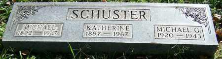 SCHUSTER, MICHAEL G. - Stark County, Ohio | MICHAEL G. SCHUSTER - Ohio Gravestone Photos