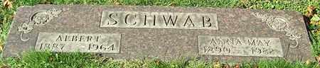 SCHWAB, ANNA MAY - Stark County, Ohio | ANNA MAY SCHWAB - Ohio Gravestone Photos