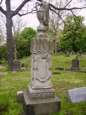 SCHWORM FAMILY, MONUMENT - Stark County, Ohio | MONUMENT SCHWORM FAMILY - Ohio Gravestone Photos