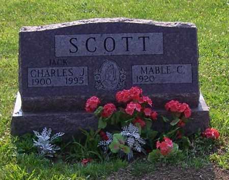 SCOTT, MABLE C. - Stark County, Ohio | MABLE C. SCOTT - Ohio Gravestone Photos