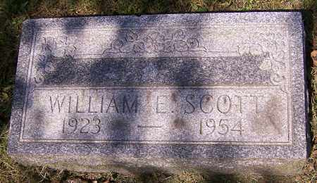 SCOTT, WILLIAM E. - Stark County, Ohio | WILLIAM E. SCOTT - Ohio Gravestone Photos