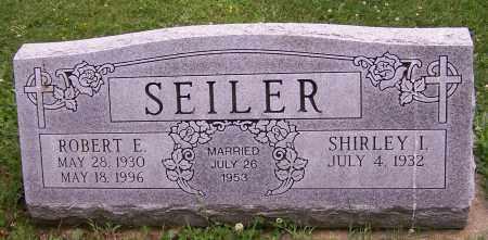 SEILER, ROBERT E. - Stark County, Ohio | ROBERT E. SEILER - Ohio Gravestone Photos
