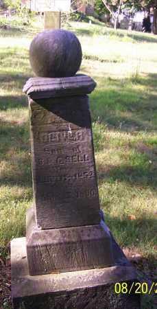 SELL, OLIVER - Stark County, Ohio | OLIVER SELL - Ohio Gravestone Photos