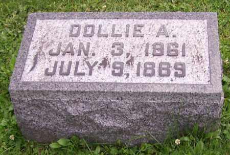 SHANAFELT, DOLLIE A. - Stark County, Ohio | DOLLIE A. SHANAFELT - Ohio Gravestone Photos
