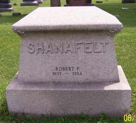SHANAFELT, ROBERT P. - Stark County, Ohio | ROBERT P. SHANAFELT - Ohio Gravestone Photos