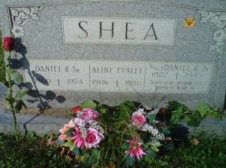 SHEA, JR., DANIEL - Stark County, Ohio   DANIEL SHEA, JR. - Ohio Gravestone Photos