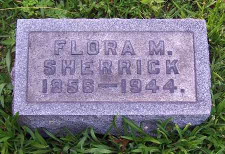 SHERRICK, FLORA M. - Stark County, Ohio   FLORA M. SHERRICK - Ohio Gravestone Photos