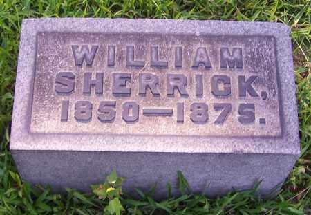SHERRICK, WILLIAM - Stark County, Ohio   WILLIAM SHERRICK - Ohio Gravestone Photos