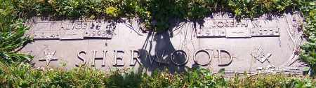 SHERWOOD, ALICE - Stark County, Ohio | ALICE SHERWOOD - Ohio Gravestone Photos