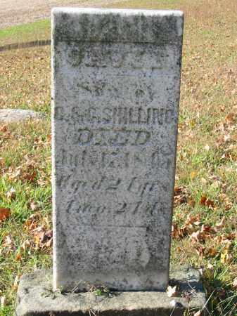 SHILLING, DAVID - Stark County, Ohio | DAVID SHILLING - Ohio Gravestone Photos