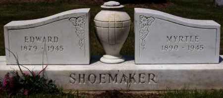 SHOEMAKER, MYRTLE - Stark County, Ohio | MYRTLE SHOEMAKER - Ohio Gravestone Photos