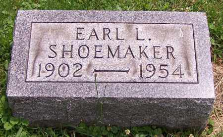 SHOEMAKER, EARL L. - Stark County, Ohio | EARL L. SHOEMAKER - Ohio Gravestone Photos
