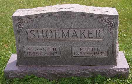 SHOEMAKER, REUBEN - Stark County, Ohio | REUBEN SHOEMAKER - Ohio Gravestone Photos