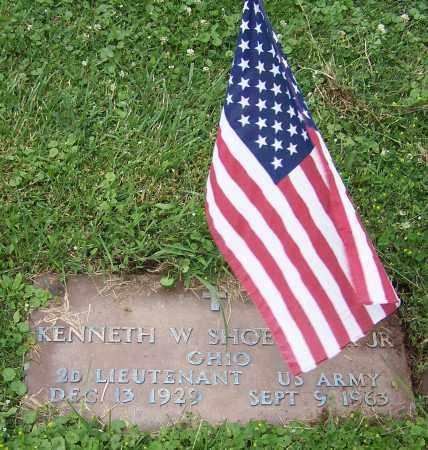 SHOEMAKER, KENNETH W. (JR)  (MIL) - Stark County, Ohio | KENNETH W. (JR)  (MIL) SHOEMAKER - Ohio Gravestone Photos