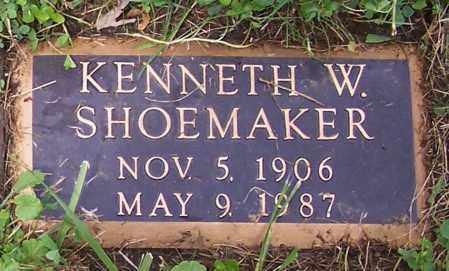 SHOEMAKER, KENNETH W. - Stark County, Ohio   KENNETH W. SHOEMAKER - Ohio Gravestone Photos