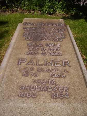 SHOEMAKER, MONUMENT - Stark County, Ohio | MONUMENT SHOEMAKER - Ohio Gravestone Photos