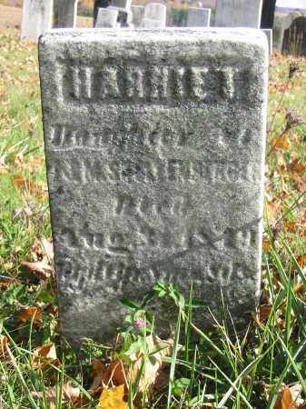 SHOLLENBERGER, HARRIET - Stark County, Ohio | HARRIET SHOLLENBERGER - Ohio Gravestone Photos