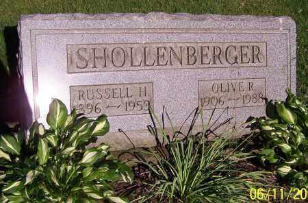 SHOLLENBERGER, OLIVE R. - Stark County, Ohio | OLIVE R. SHOLLENBERGER - Ohio Gravestone Photos