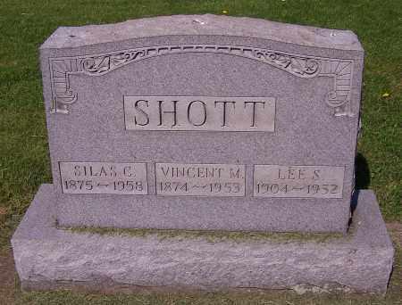 SHOTT, LEE S. - Stark County, Ohio | LEE S. SHOTT - Ohio Gravestone Photos