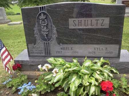 STOVER SHULTZ, VYLA B. - Stark County, Ohio | VYLA B. STOVER SHULTZ - Ohio Gravestone Photos