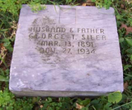 SILER, GEORGE T. - Stark County, Ohio | GEORGE T. SILER - Ohio Gravestone Photos
