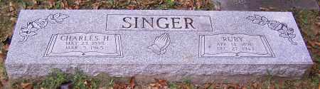 EVERETT SINGER, RUBY - Stark County, Ohio | RUBY EVERETT SINGER - Ohio Gravestone Photos